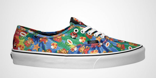 Nintendo x Vans 2016 Summer Shoe collection