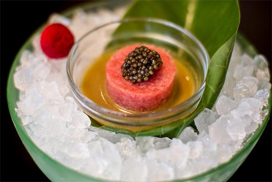 Nobu Caviar