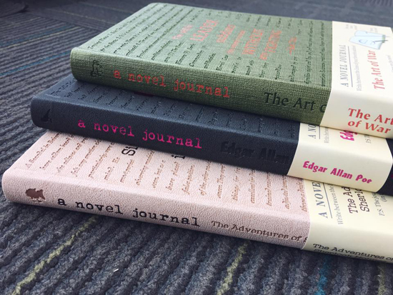 Novel Journals