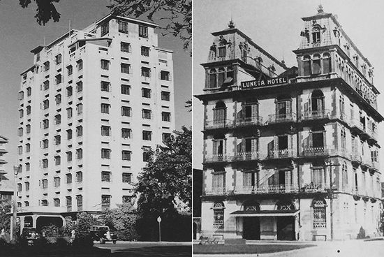 Hotels Then and Now