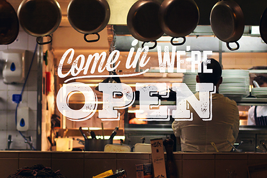 What's Open