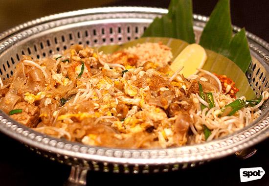Pad Thai Basil