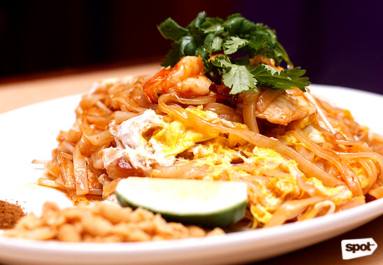 Pad Thai Just Thai