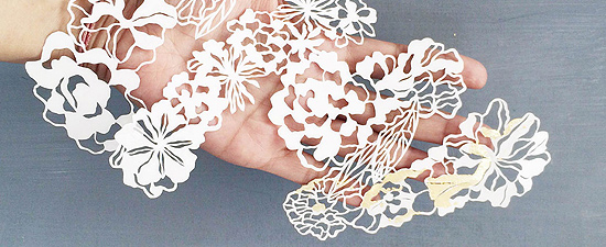 Papercutting Workshop with Hey Kessy
