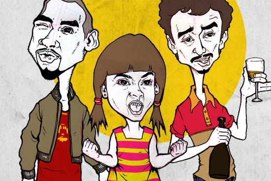 Pinoy Relatives
