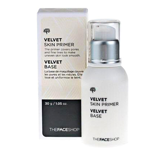 The Face Shop Velvet Skin Primer