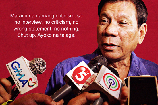 Rodrigo Duterte quotes