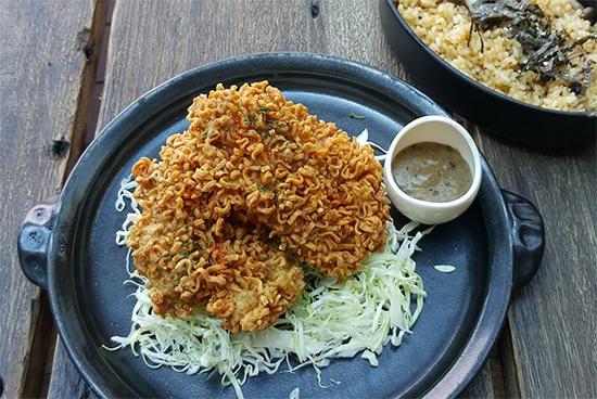 Ramen Chicken