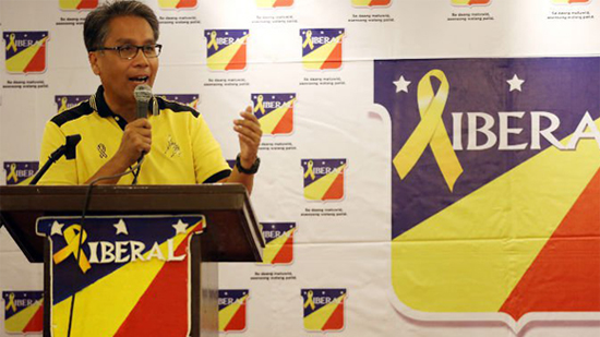 Mar Roxas Liberal Party