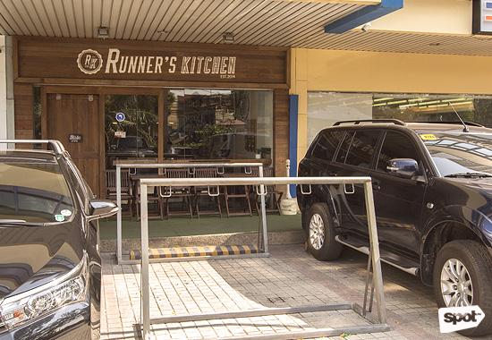 Runners Kitchen