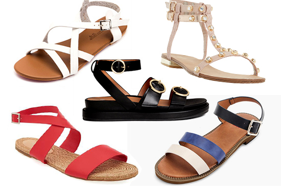 420f6aa52f39d 10 Strappy Sandals for Summer. From just under P700 to a pair that s  splurge-worthy pretty