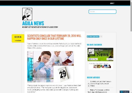 Agila News