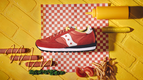 "Saucony ""Chicago Dog"" Jazz Originals"