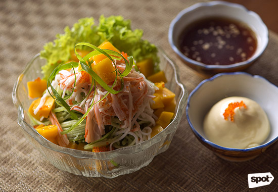 Shinsen Kani Salad