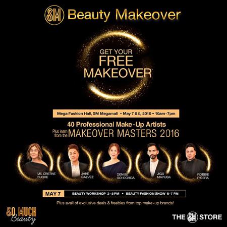 SM Beauty Makeover