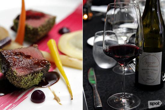 Sofitel Wine Dinner
