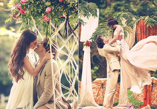Nico Bolzico and Solenn Heussaff Prenup Photoshoot