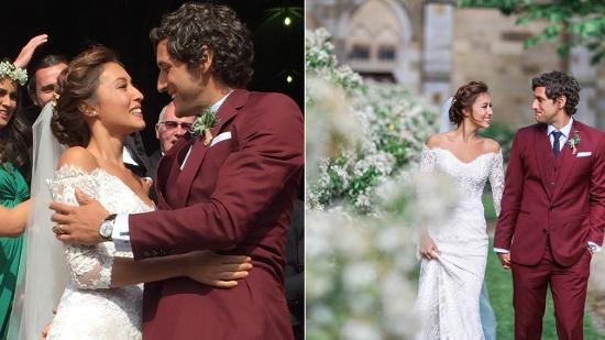 Solenn Heussaff Wedding by Pat Dy