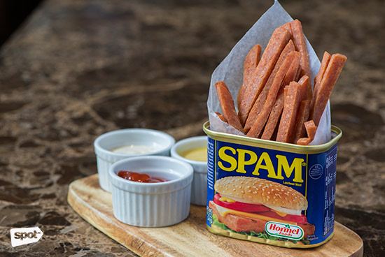 Spam Fries Reserve