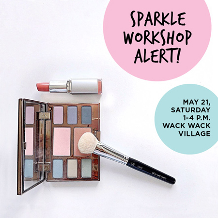 Master Your Own Beauty Workshop