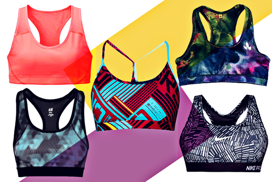 10 Cute Sports Bras For Your Next Workout