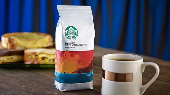Starbucks Vinta
