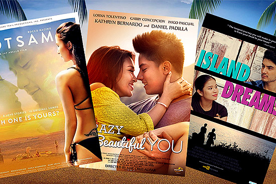 10 Kilig Summer Romances In Pinoy Movies