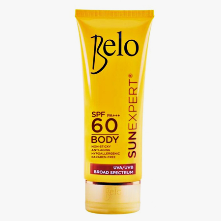 Belo SunExpert Body Shield SPF 60