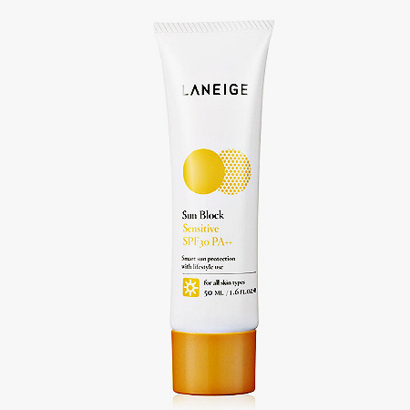 Laneige Sun Block Sensitive SPF 30 PA++