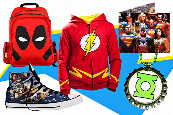 Superhero Things
