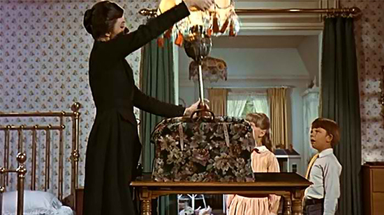 Mary Poppins Magic Bag