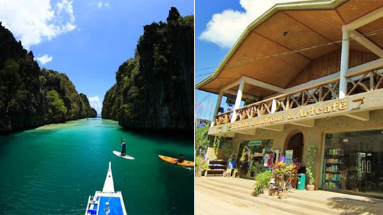 Palawan Travel Book