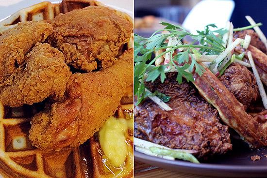 Top 10 Fried Chicken