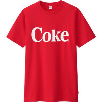 uniqlo coca cola ut