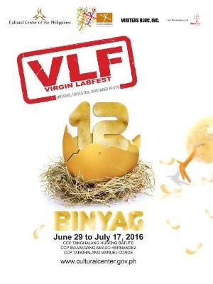Virgin Labfest 2016