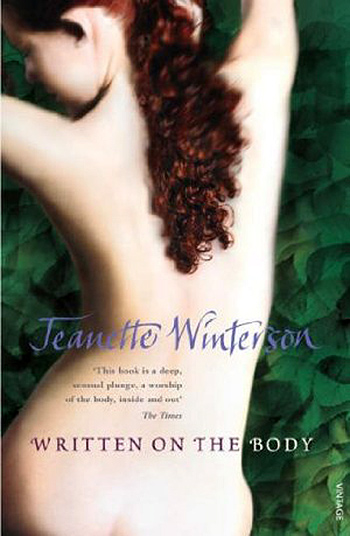 Written on the Body by Jeannette Winterson