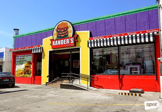 Xander's Diner