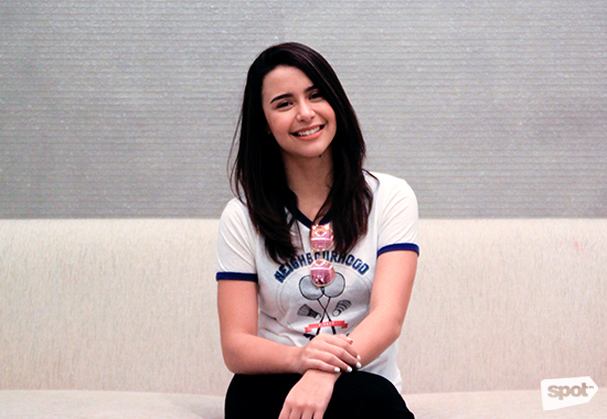 Yassi Pressman MTV Music Evolution 2016