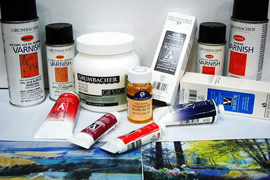 Places for Art Supplies in Manila