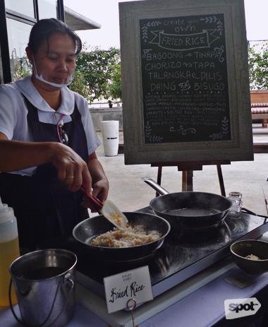 Balay Dako's Rice Station