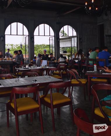 Breakfast at Balay Dako