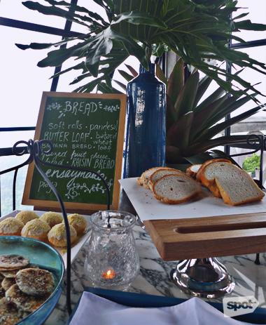 Balay Dako's Bread Station