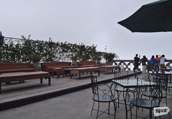 Balay Dako View from Above
