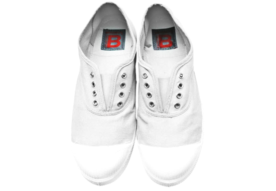 Tennis Elly Ado-White from Bensimon