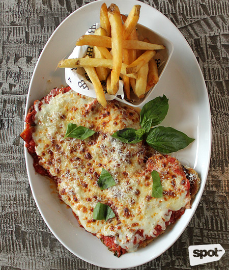 Chicken Parms from Bondi & Bourke