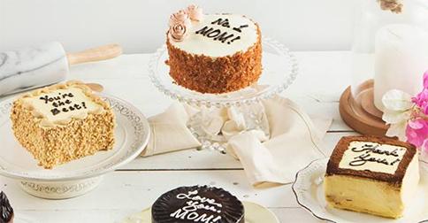 Caramel Vanilla Bean Cake Mary Grace