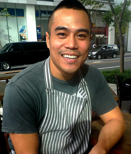 Chef BJ Mantuano