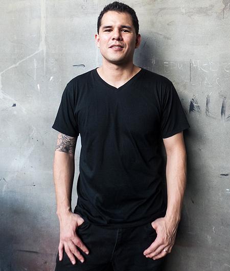 Chef Daniel Lachica
