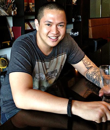 Chef Francis Lim