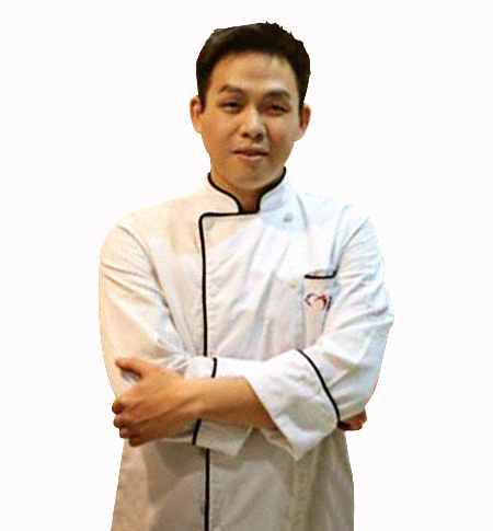 Chef Jonas Ng